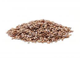 semi di lino scuro